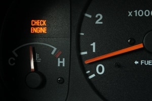 Engine hours vs. mileage to monitor vehicle performance